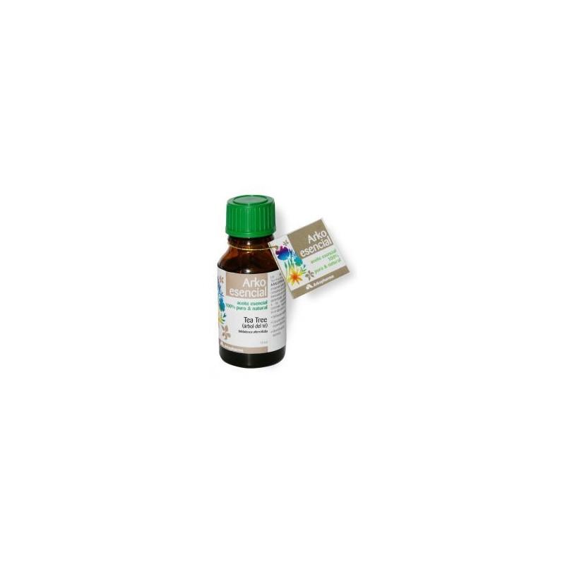Arkoesencial Aceite Esencial de Malaleuca Tea Tree 15 ml