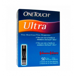 Tiras glocosa One Touch ultra 50 unid.
