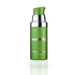 Sensilis Supreme Renewal Detox Nightcure 30 ml