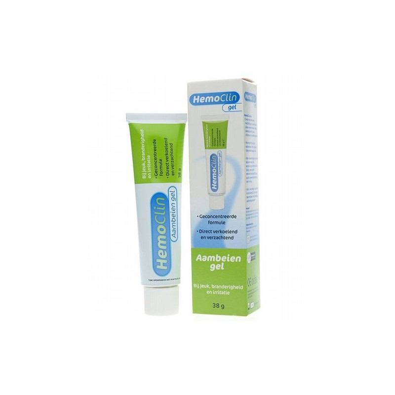Hemoclin antihemorroidal gel 37 gr