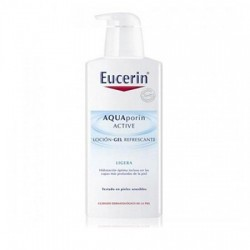 Eucerin Aquaporin Active Refrescante Ligera Locion-Gel 400 ml