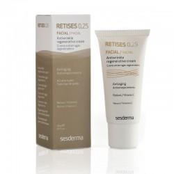 Retises 0.25% crema antiarrugas contorno ojos 30 ml