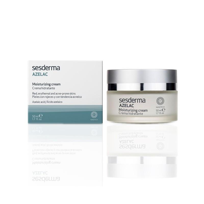 Azelac crema facial hidratante 50 ml