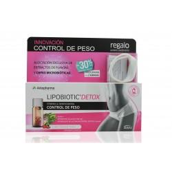 Lipobiotic Detox 2x7 Unidosis + GRATIS pulsera podómetro