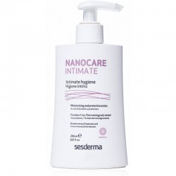 Nanocare intimate gel higiene intima 200 ml