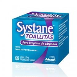 Systane Toallitas Oftálmicas 30 unid.