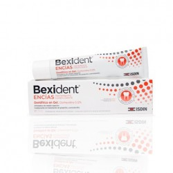 Bexident Encias Gel Dentifrico 75 ml