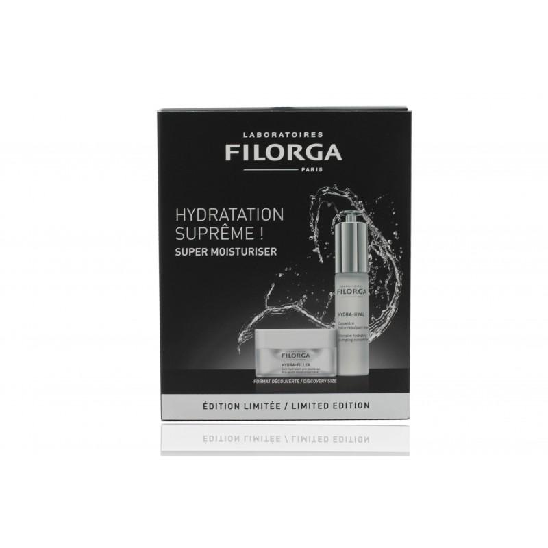 Filorga hydra - hyal 30 ml + gratis hydra filler 15 ml