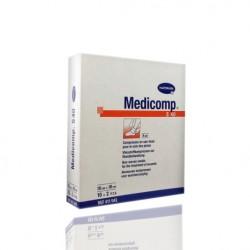 Medicomp Compresas Esteriles 10X10 cm 10 Sobres 2 Uni (20 Uni)