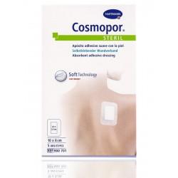 Cosmopor Steril Aposito 10X6 cm 5 Uni