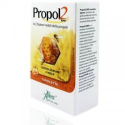Aboca Propol2 EMF Citrico y Miel 30 Tabletas