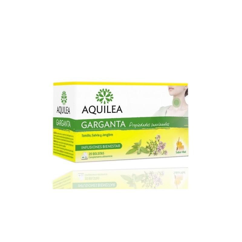 Aquilea Garganta 20 Filtros 1.2 g