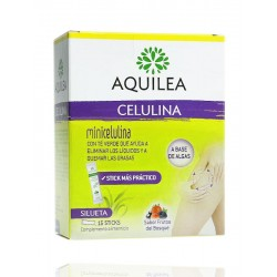 Aquilea Mini Celulina Stick Bebible 15 Unidosis 10 ml
