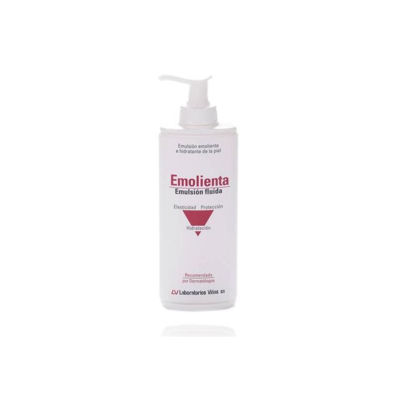 Emolienta Emulsion Fluida 250 ml