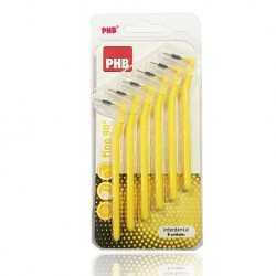 Phb Cepillo Interdental 90º Fino 6 Uni