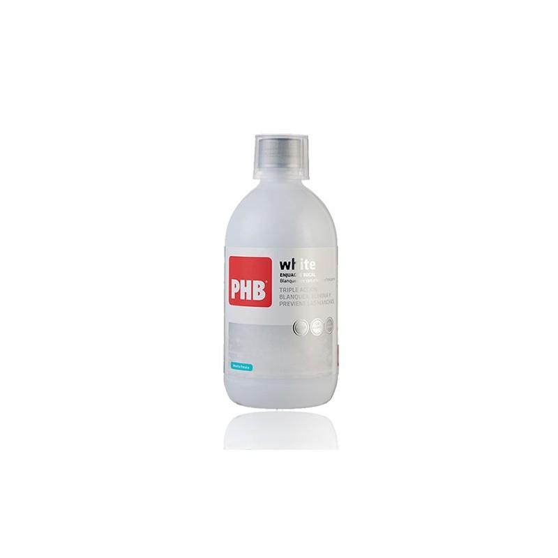 Phb Enjuague Bucal White Colutorio 500 ml
