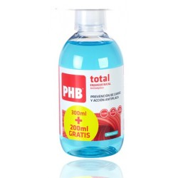 Phb Enjuague Bucal Total 300 ml