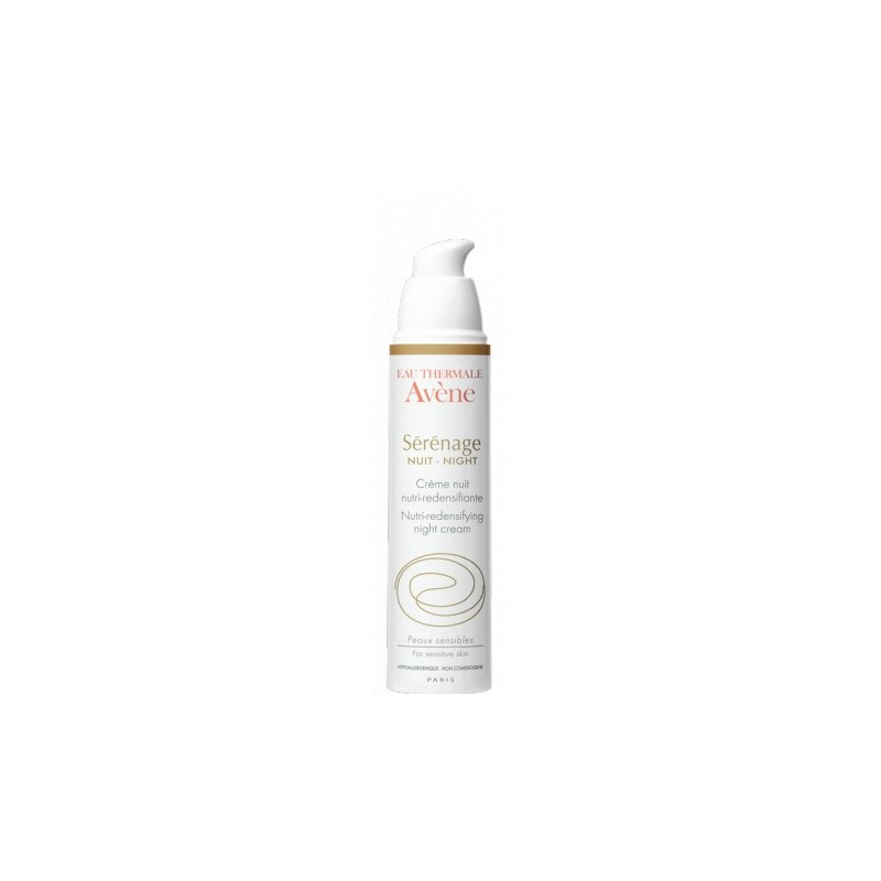 AVÈNE SERENAGE CREMA NOCHE 40 ML