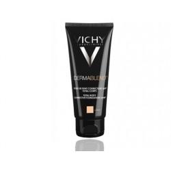 Vichy Dermablend Total Cuerpo Fondo de Maquillaje Claro 100 ml
