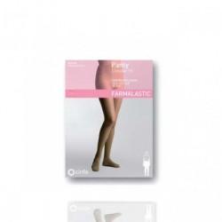 Farmalastic Panty C.Muy Ligera 40 Den Camel Peq
