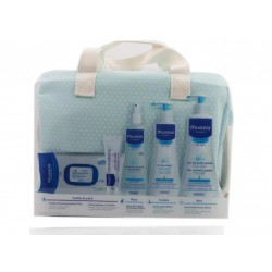 Mustela Bolsa Mis Primeros Productos Azul