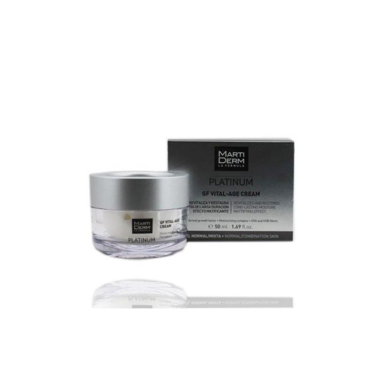 Martiderm Platinum GF Vital - Age Cream 50ML