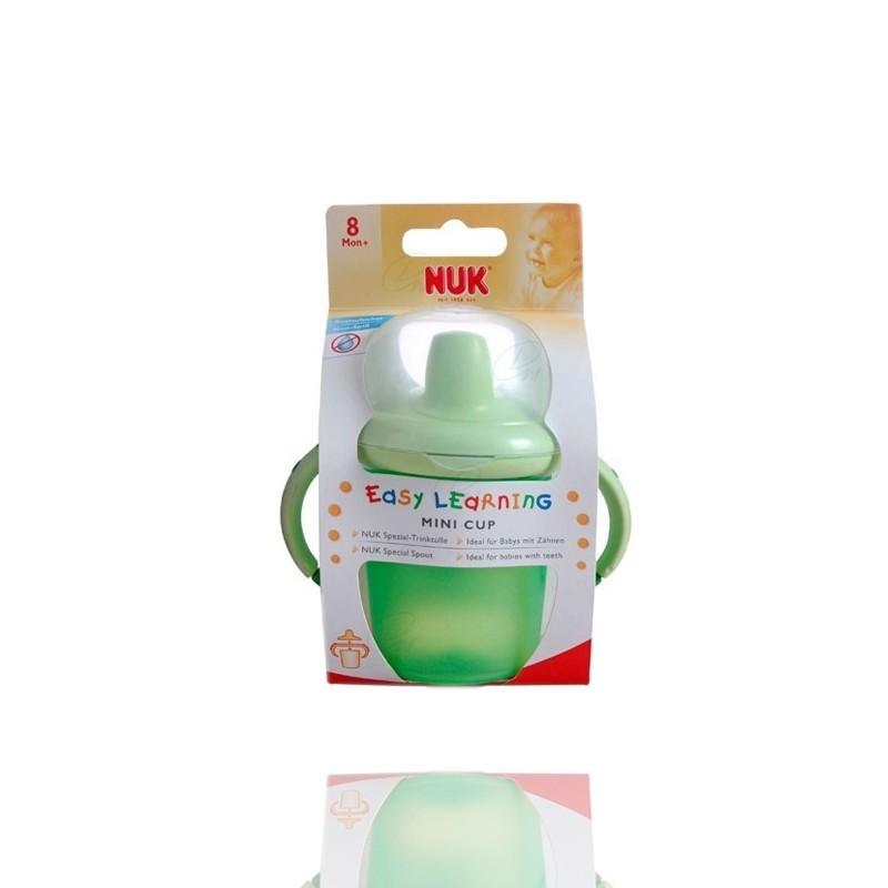 Nuk Easy Learning Taza Bebedor Mini Cup 2 en 1