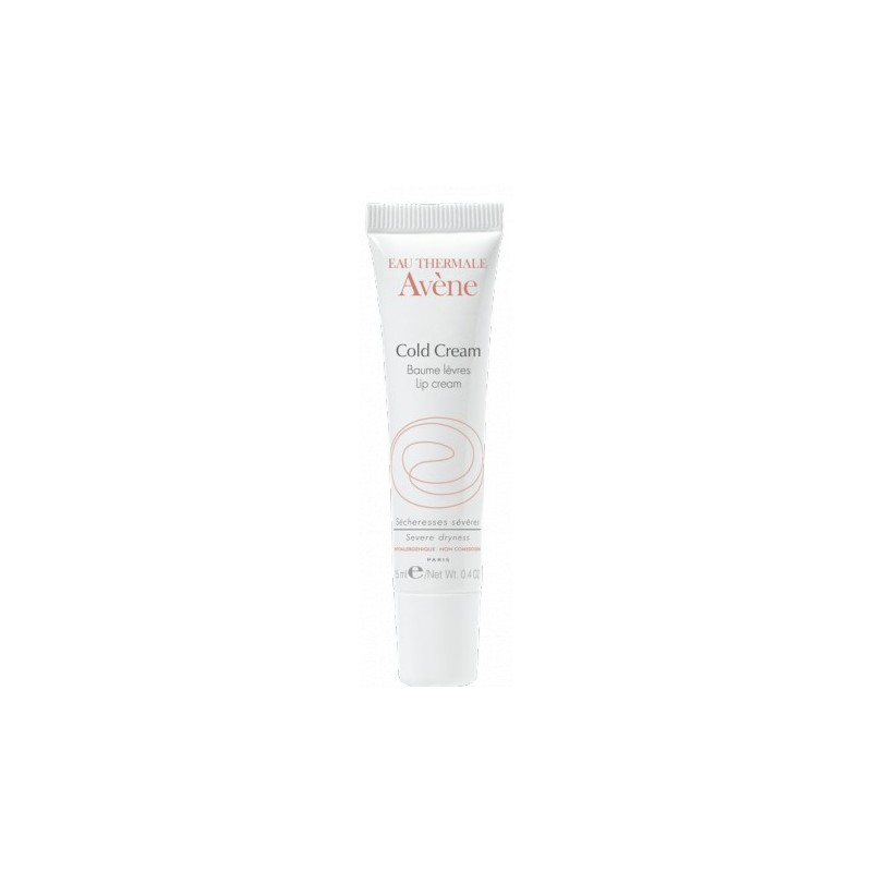 AVÈNE BALSAMO LABIAL AL COLD CREAM 15 ML