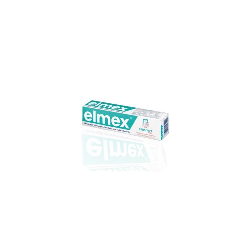 Elmex Sensitive Plus Pasta 75 ml
