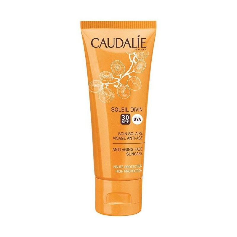 CAUDALIE Soleil Divin Visage IP 30 SPF 40 ml Nuevo pack