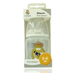 Nuk Biberón Real Madrid 0-6m 150ml