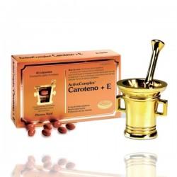 ActiveComplex Caroteno + E 60 Capsulas