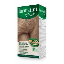 Farmatint 8n Rubio Claro Crema