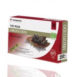 Arko Vid Roja 1770 mg 10 Ampollas 15 ml