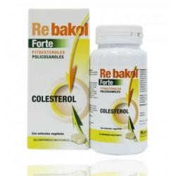 Rebakol Forte 60 Comprimidos Masticables