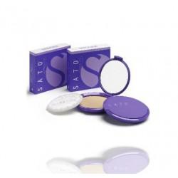 Sato Maquillaje Compacto 12 g Light