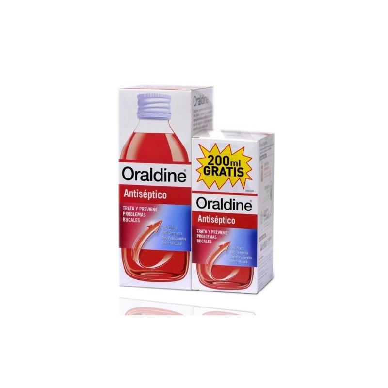 Oraldine Antiseptico 400+200ML