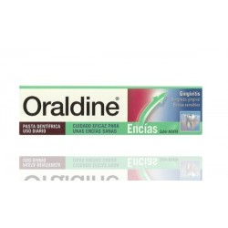 Oraldine Encias Pasta 125ML