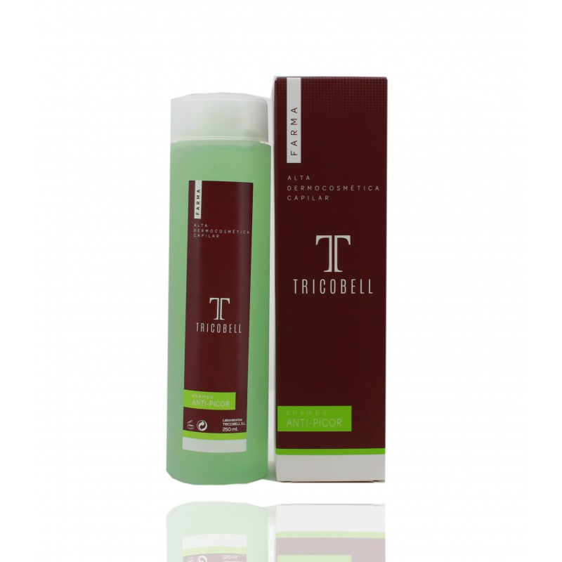 TRICOBELL CHAMPÚ PICOR 250 ml