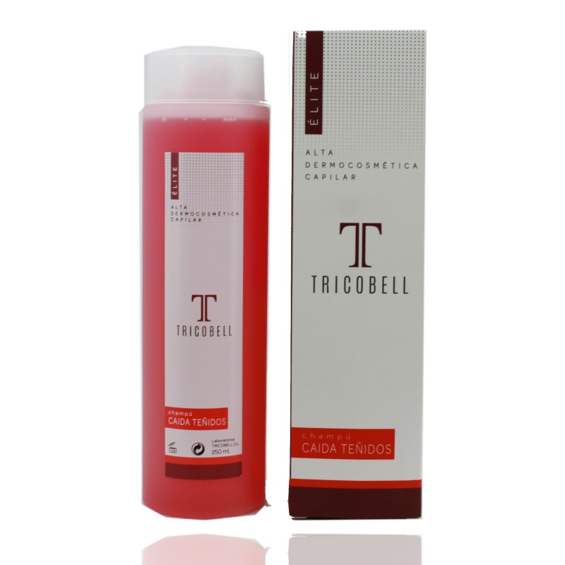 TRICOBELL ANTICAIDA-TEÑIDOS ELITE 250 ml