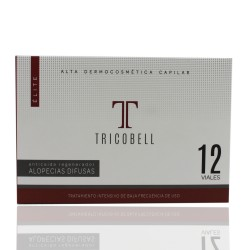 TRICOBEL ALOPECIAS DIFUSAS ELITE 12 amp.8 ml