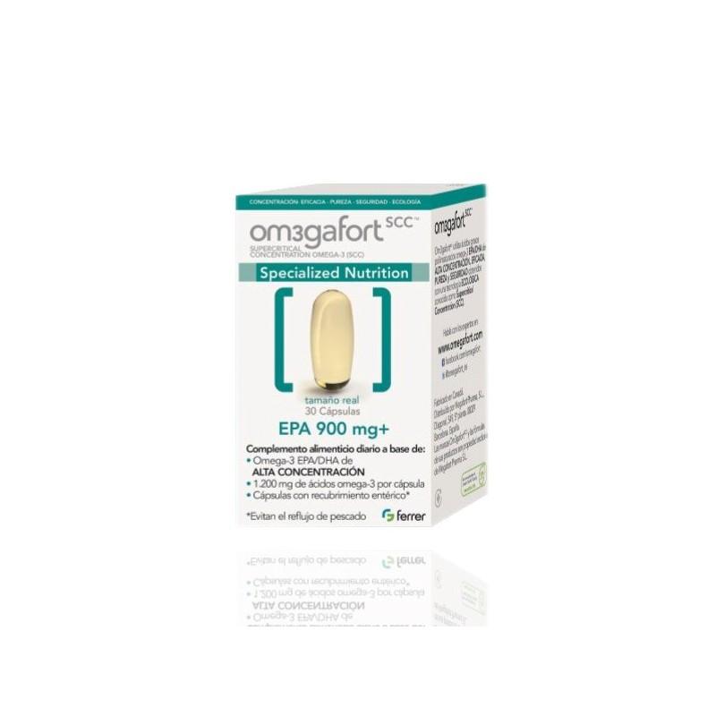 Omegafort Epa 900 + 30 Capsulas