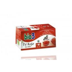 Bio 3 Te Rojo Ecologico 100 Bolsitas