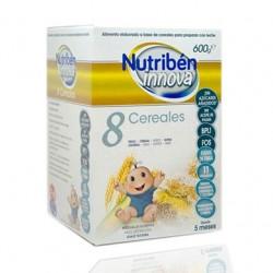 Nutriben Innova 8 Cereales 60GR