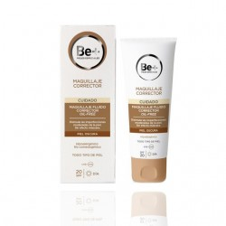 Be+ Maquillaje Fluido Spf20 Oscuro 40 ml
