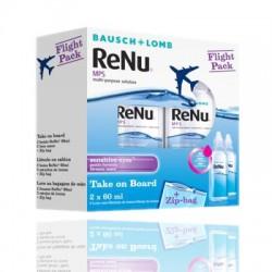 Renu Multiplus Flight Duplo 2x60 ml