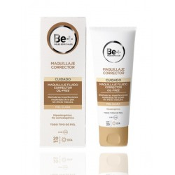 Be+ Maquillaje Fluido Spf20 Claro 40Ml