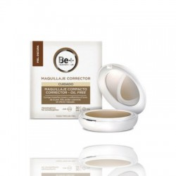 Be+ Maquillaje Compacto Spf20 Oscuro 40ML