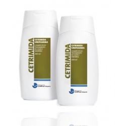 Cetrimida Unipharma Champu 200 ml