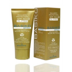 Basiko Emulsion Protectora F50+ Oil Free 50ML